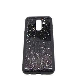 Samsung Galaxy A6+ Plus Glitter Soft Case