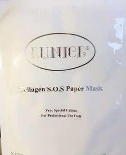 EUNICE骨膠原急救解渴面膜 SOS Mask