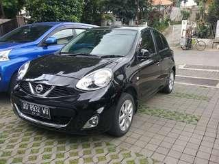 New March Hitam type XS 2014 AT 1.5