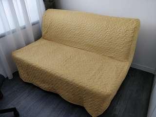 IKEA LYCKSELE sofa cover