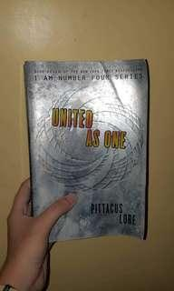 United as One (I am Number Four Series) by Pittacus Lore