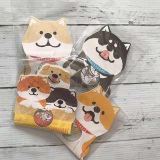 doggie sticker flakes [🌿]