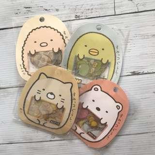 sumikko gurashi sticker flakes [🌿]