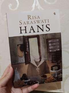 Novel Hans Risa Saraswati