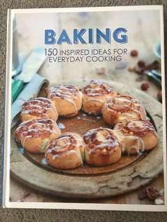 Baking Cook Book 150 Inspired Ideas for Everyday Cooking