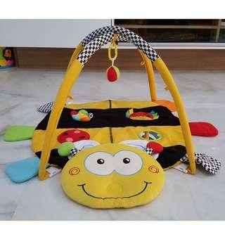 Friendly Bee Playgym or Playmat for newborn onwards