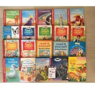Children's Books (Level 1)