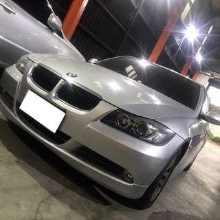 BMW E90 320i 原漆