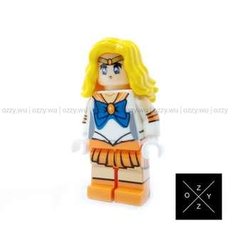 Lego Compatible Minifigures : Sailor Venus