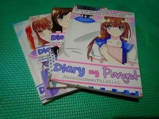 Diary ng Panget Complete Set