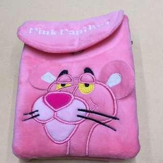 🚚 粉紅頑皮豹斜背包