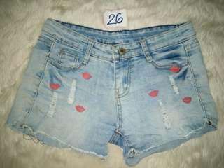 🇰🇷Sexy Denim Shorts #79