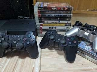 Playstation 3 (PS3) SuperSlim 250gb