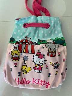 H & M Hello Kitty drawstring bag
