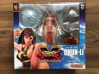 Storm Collectibles Chun-Li special edition