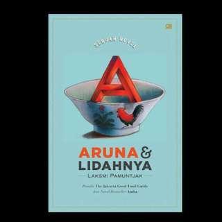 Ebooks Aruna dan lidahnya