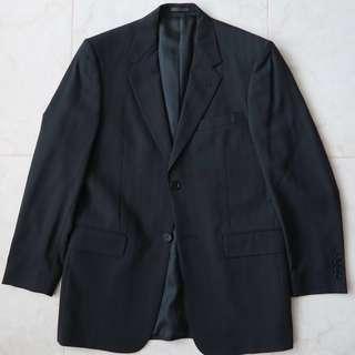 🚚 Kenneth Cole Striped Suits Blazer + Pants Set Jacket Suit