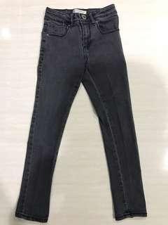 Zara kids grey jeans