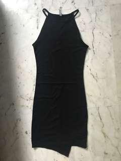Cotton On Black halter Dress