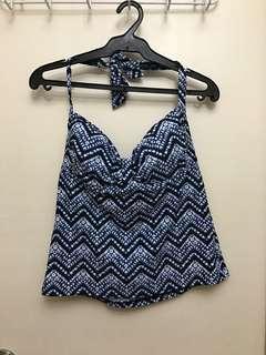 2XL Debenhams Backless Swimsuit Top