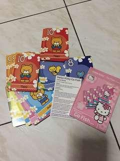Hello kitty go fish game (4 and up)