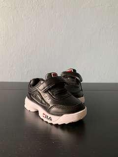 Fila shoes baby Inspired
