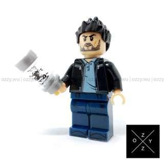 Lego Compatible Marvel Superheroes Minifigures : Eddie Brock