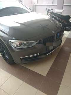 BMW F30 luxury front&back; bumper and side skirt