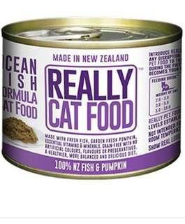 """Really Cat Food "" Cat  Grain Free wet food: Lamb formula !"