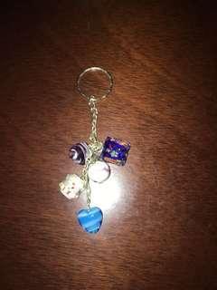 Keychain or bag charm