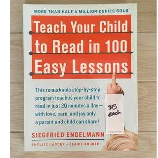Teach Your Child to Read in 100 Easy Steps