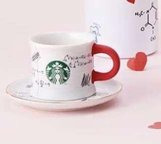 Starbucks Valentine Mug Set
