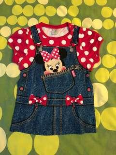 Disney Baby Minnie Mouse t-shirt