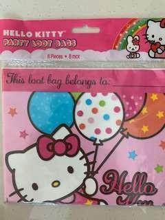 Hello Kitty Loot Bag