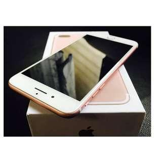 iPhone 7plus 128gb Rose gold Factory Unlocked NTC APROVED!