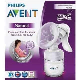 Avent SCF330/20 Breast Pump Manual