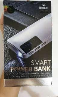 New : 20,000Mah Power Bank. Anti Shock & Anti Impact