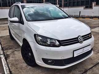 Volkswagen Touran 1.4 Auto Sport TSI DSG