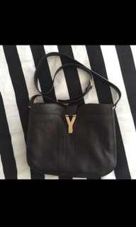YSL CABAS CHYC FULL SET AUTHENTIC