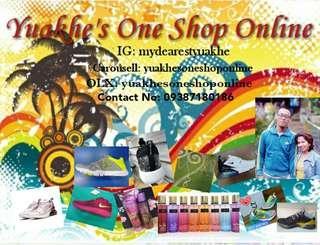 Yuakhe's One Shop Online