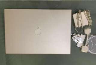 Macbook pro 17inch 2007