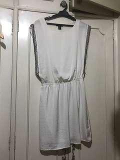 Cream / off white dress