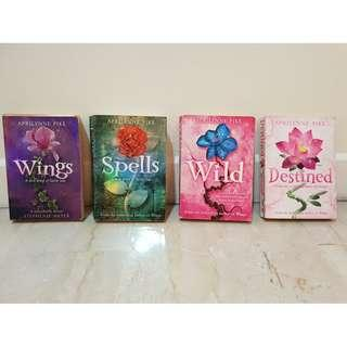Aprilynne Pike Complete Set Wings Series Books
