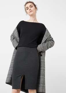 🚚 Mango Gody Skirt