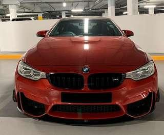 B.M.W. M4 COUPE AT ABS D/AIRBAG 2WD LED