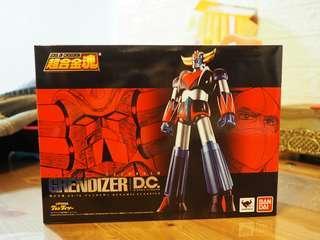 全新 bandai 超合金魂  Gx 76 Grendizer D.C, 巨靈神