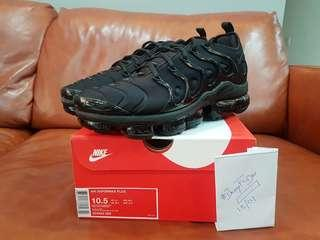 Brand New 100% Authentic Nike Vapormax Plus US10.5/UK9.5