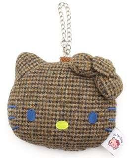 Sanrio X Harris Tweed Bag Charm