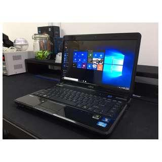 Fujitsu i5 High End Gaming Laptop + MS Office + 3GB Graphics + NEW BATTERY