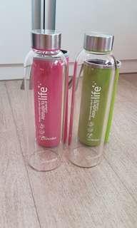 🚚 Glass bottles